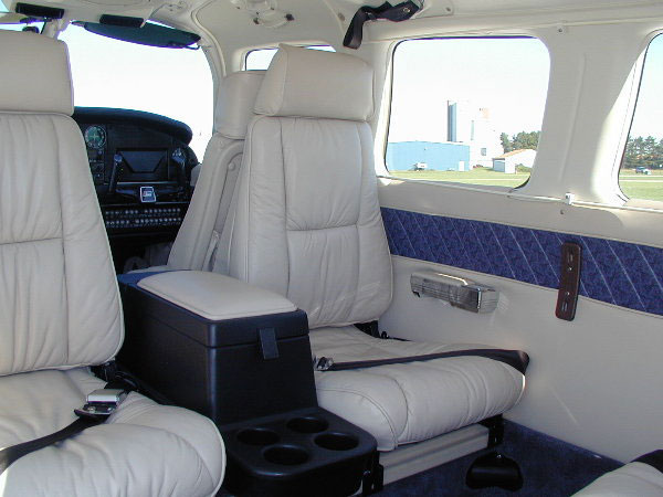 Interior Shop   Bartelt Aviation Inc   Sturgis, MI   World's Leader